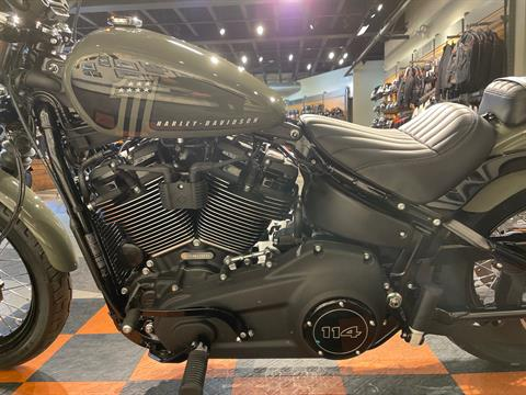 2021 Harley-Davidson Street Bob® 114 in Baldwin Park, California - Photo 9