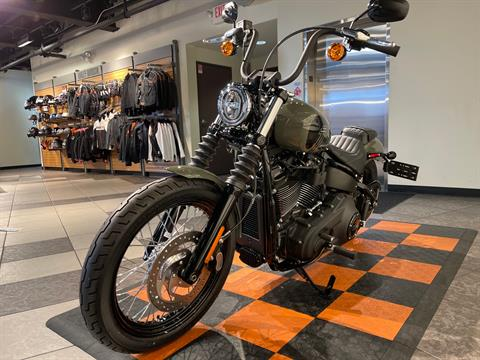 2021 Harley-Davidson Street Bob® 114 in Baldwin Park, California - Photo 10