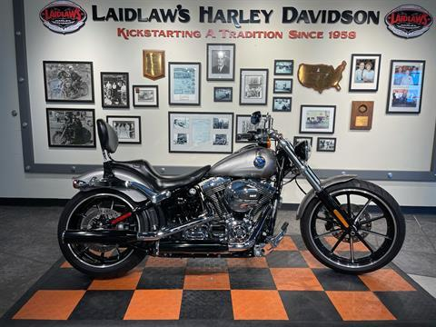 2016 Harley-Davidson Breakout® in Baldwin Park, California - Photo 1