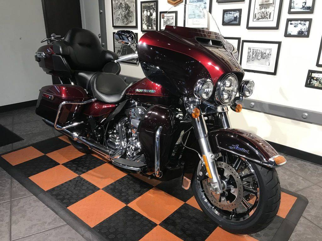 2015 Harley-Davidson Ultra Limited Low in Baldwin Park, California - Photo 8