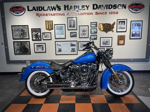 2018 Harley-Davidson Softail® Deluxe 107 in Baldwin Park, California - Photo 1