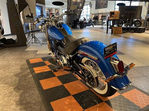 2018 Harley-Davidson Softail® Deluxe 107 in Baldwin Park, California - Photo 4