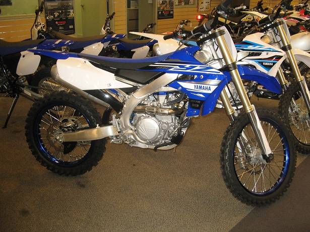 2019 Yamaha YZ450F in Hailey, Idaho - Photo 1