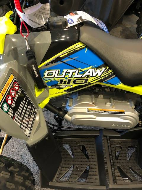2020 Polaris Outlaw 110 in Hailey, Idaho - Photo 2