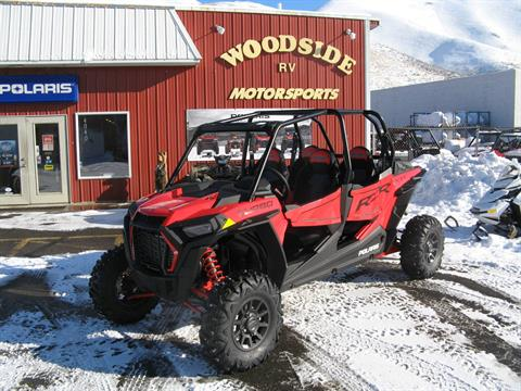 2020 Polaris RZR XP 4 Turbo in Hailey, Idaho - Photo 1