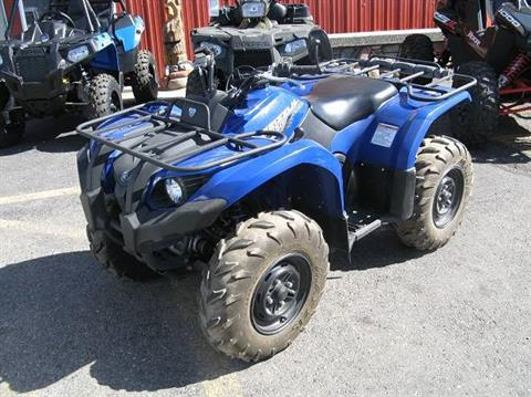2014 Yamaha Grizzly 450 Auto. 4x4 EPS in Hailey, Idaho