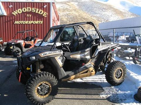 2018 Polaris RZR XP 1000 EPS Trails and Rocks Edition in Hailey, Idaho