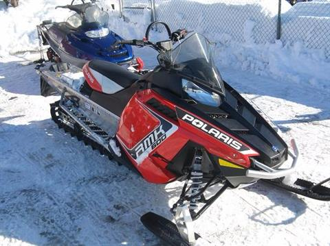 2013 Polaris 600 RMK ES in Hailey, Idaho