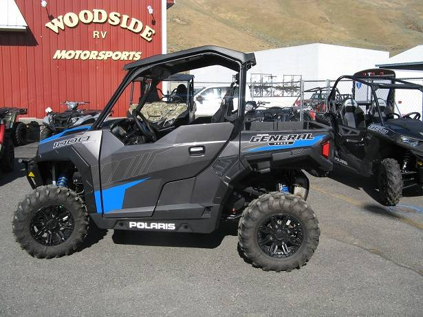 2019 Polaris General 1000 EPS Deluxe in Hailey, Idaho - Photo 1