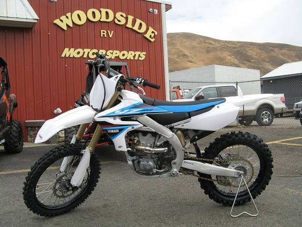 2019 Yamaha YZ450F in Hailey, Idaho