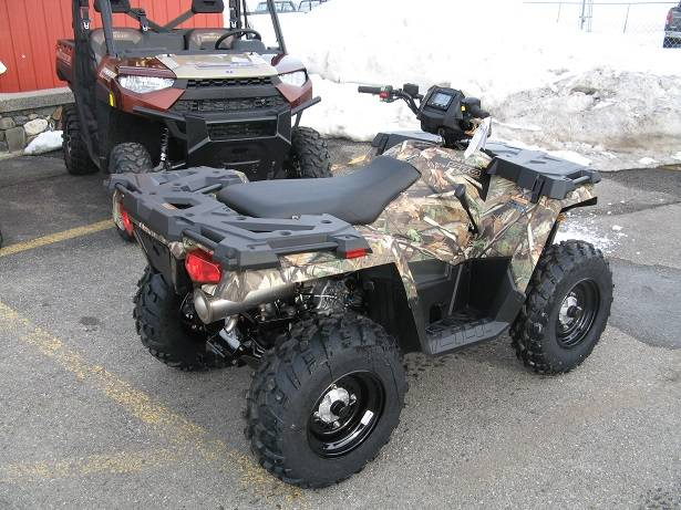 2019 Polaris Sportsman 570 EPS Camo in Hailey, Idaho - Photo 3
