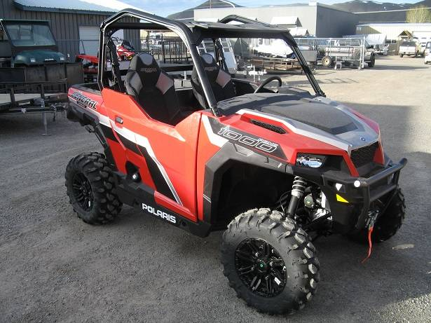 2019 Polaris General 1000 EPS Premium in Hailey, Idaho - Photo 1
