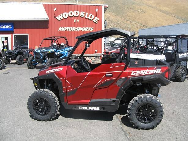 2020 Polaris General 1000 Deluxe in Hailey, Idaho - Photo 1