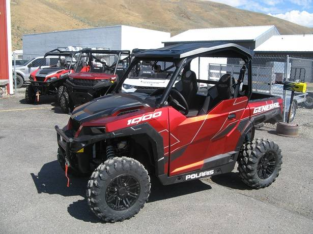 2020 Polaris General 1000 Deluxe in Hailey, Idaho - Photo 2