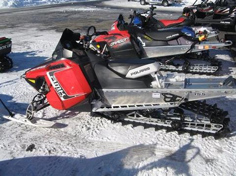 2013 Polaris 600 RMK 155 E/S in Hailey, Idaho