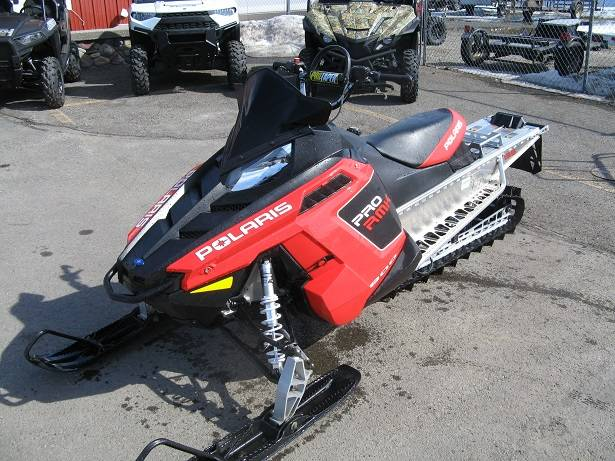 2011 Polaris 800 PRO-RMK® 155 in Hailey, Idaho - Photo 1