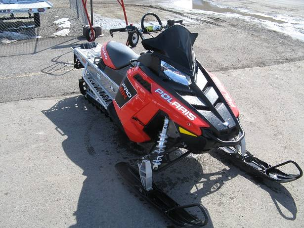 2011 Polaris 800 PRO-RMK® 155 in Hailey, Idaho - Photo 2