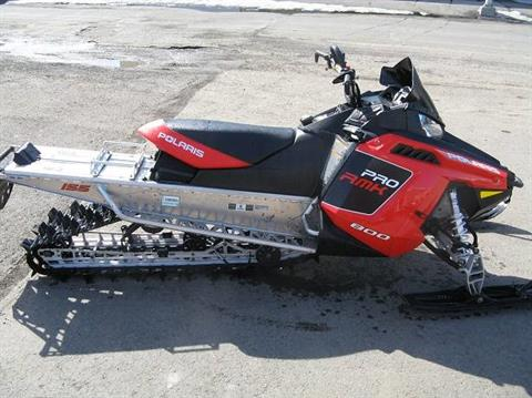 2011 Polaris 800 PRO-RMK® 155 in Hailey, Idaho - Photo 3
