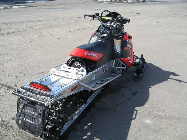 2011 Polaris 800 PRO-RMK® 155 in Hailey, Idaho - Photo 4