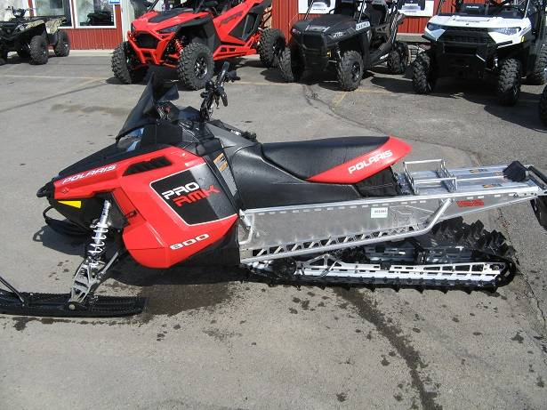 2011 Polaris 800 PRO-RMK® 155 in Hailey, Idaho - Photo 6