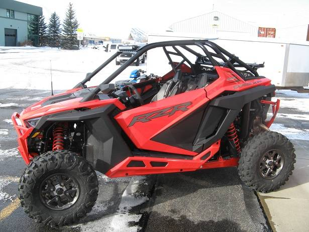 2020 Polaris RZR Pro XP Ultimate in Hailey, Idaho - Photo 1