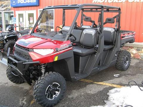 2019 Polaris Ranger Crew XP 1000 EPS Premium in Hailey, Idaho