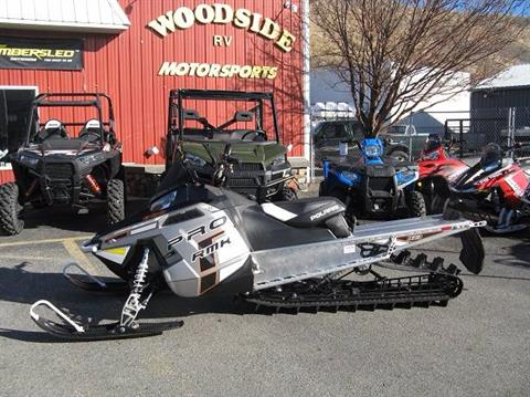 2014 Polaris 800 PRO-RMK® 163 in Hailey, Idaho