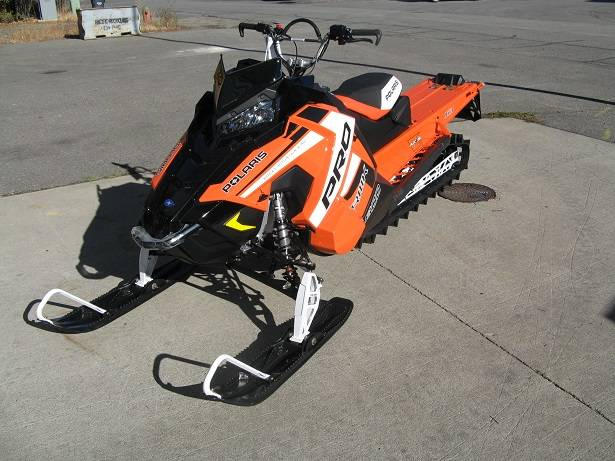 2019 Polaris 800 PRO-RMK 163 Snowcheck Select in Hailey, Idaho - Photo 1