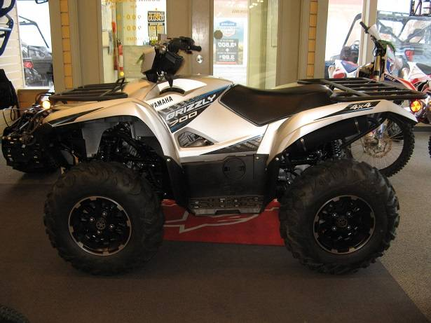 2020 Yamaha Grizzly EPS SE in Hailey, Idaho - Photo 1