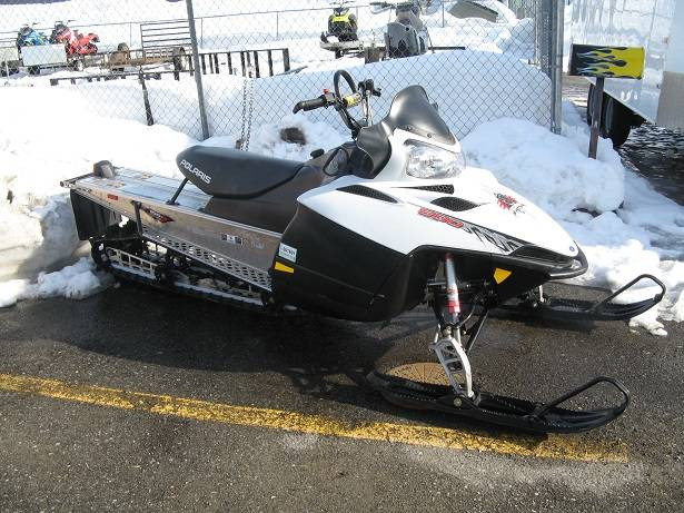 2009 Polaris 800 Dragon RMK 155 in Hailey, Idaho - Photo 1