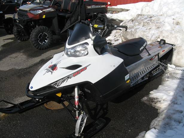 2009 Polaris 800 Dragon RMK 155 in Hailey, Idaho - Photo 3