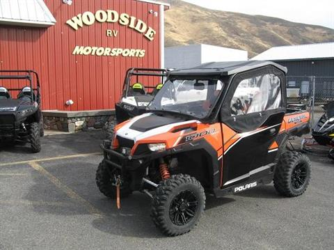 2016 Polaris General 1000 EPS Deluxe in Hailey, Idaho