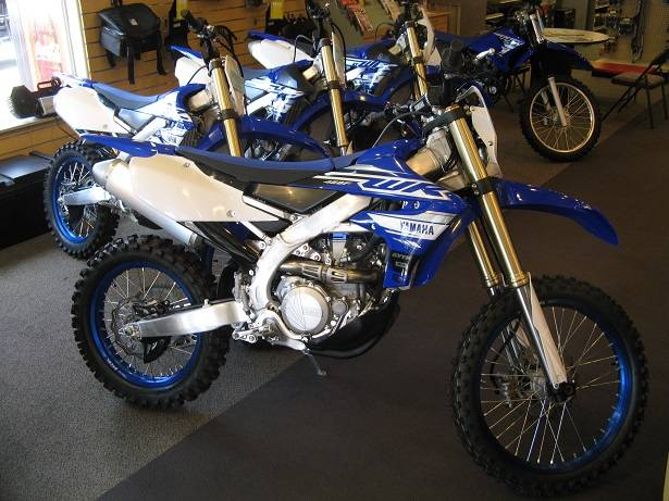 2019 Yamaha WR450F in Hailey, Idaho - Photo 1