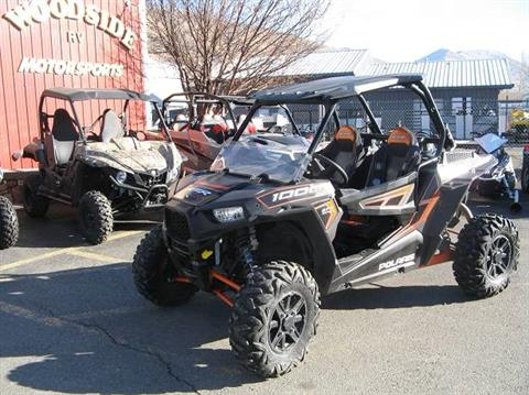 2014 Polaris RZR® XP 1000 EPS LE in Hailey, Idaho