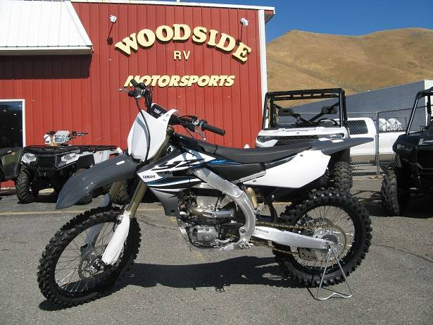 2020 Yamaha YZ450F in Hailey, Idaho - Photo 1