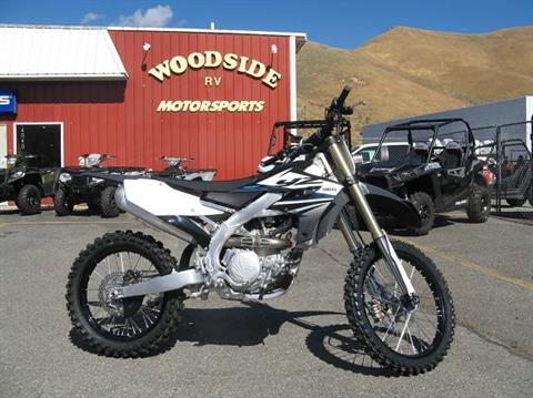 2020 Yamaha YZ450F in Hailey, Idaho - Photo 2