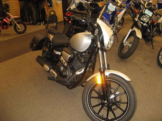 2015 Yamaha Bolt R-Spec in Hailey, Idaho - Photo 3