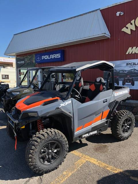 2020 Polaris General XP 1000 Deluxe Ride Command Package in Hailey, Idaho - Photo 1
