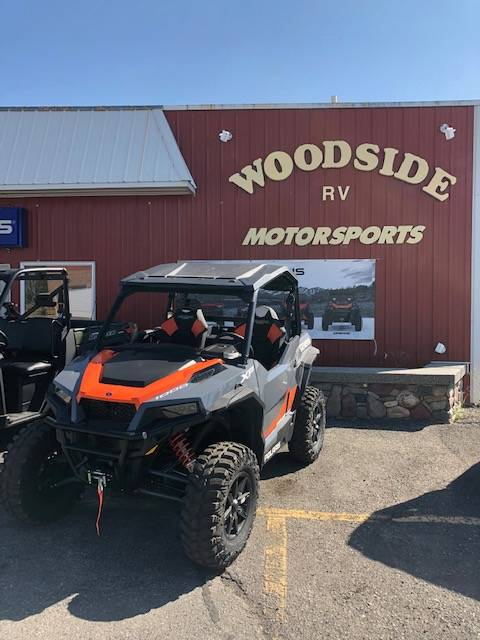 2020 Polaris General XP 1000 Deluxe Ride Command Package in Hailey, Idaho - Photo 2