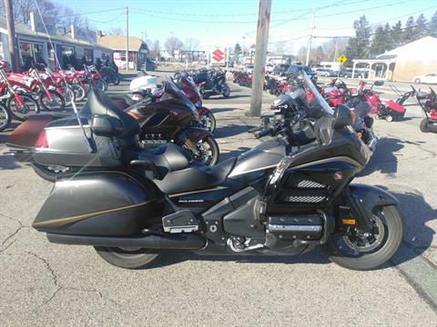 2016 Honda Gold Wing Navi XM ABS in West Bridgewater, Massachusetts