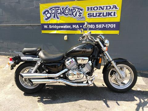 2001 Honda Magna in West Bridgewater, Massachusetts