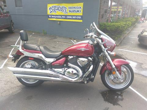 2009 Suzuki Boulevard M90 in West Bridgewater, Massachusetts - Photo 1