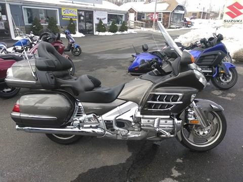 2009 Honda Gold Wing® Audio Comfort in West Bridgewater, Massachusetts