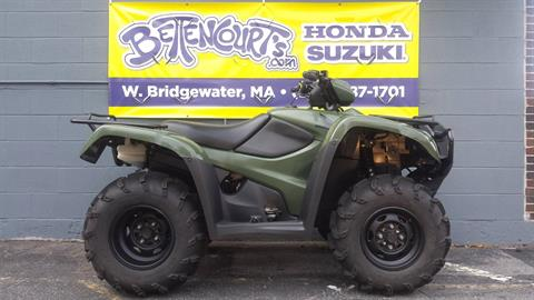 2013 Honda FourTrax® Foreman® 4x4 ES with EPS in West Bridgewater, Massachusetts