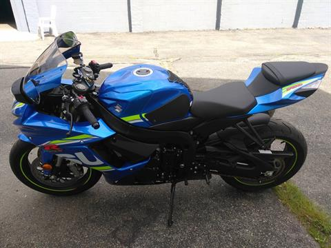 2017 Suzuki GSX-R750 in West Bridgewater, Massachusetts
