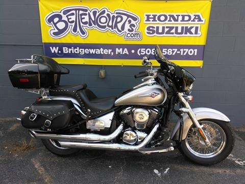 2008 Kawasaki Vulcan® 900 Classic LT in West Bridgewater, Massachusetts