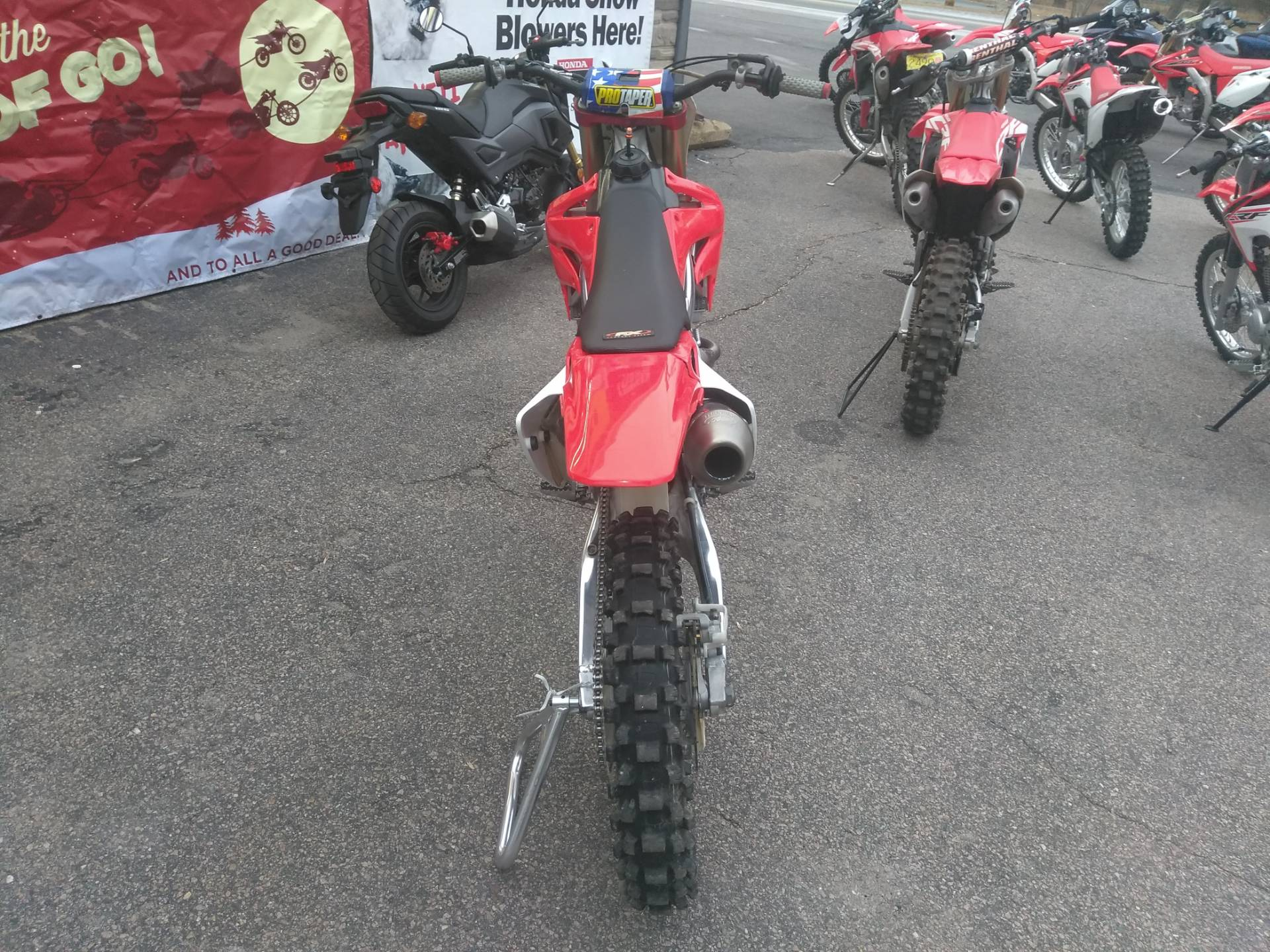 2007 Honda CRF™250R in West Bridgewater, Massachusetts