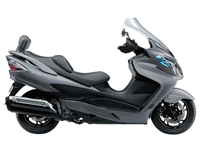 2015 Suzuki Burgman 400 ABS in West Bridgewater, Massachusetts