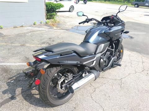 2015 Honda CTX®700 in West Bridgewater, Massachusetts - Photo 6