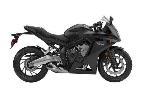 2015 Honda CBR®650F ABS in West Bridgewater, Massachusetts